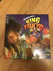 King of Tokyo - First Edition