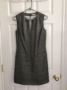 Grey Dress Europian Size 38