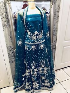 Pakistani and Indian Bridal Dresses, party and wedding wear