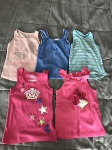 Girls Summer Clothes - size 5