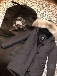 Parka ROSSCLAIR CANADA Goose XS