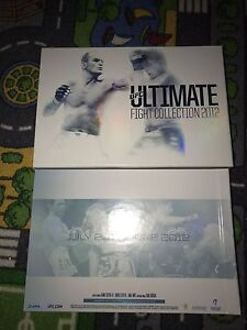 Selling UFC Ultimate fight Collection 20 discs of fight cards