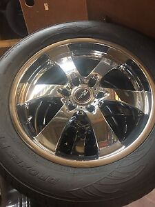 Race line rims with Toyo Proxes STII