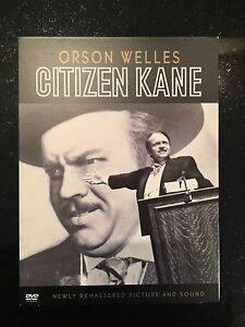 Citizen Kane DVD (Orson Welles)