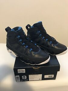 Jordan 9 Retro photo Blue