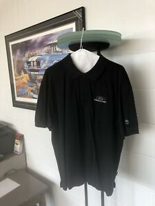 Ford Racing XL golf shirt by Hugo Boss.