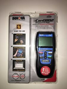 Innova 3100 OBD2 Car Diagnostic Tool Code Reader - New