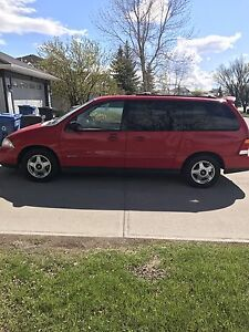 2003 Ford Windstar Sports Edition