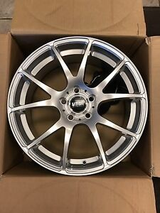 "19"" VMR v713 wheels for BMW 1-Series and 3-series brand new !"