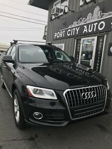 2016 AUDI Q5 TSFI 3.0T QUATTRO / LOW KM / SPORT PACKAGE
