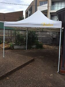 3m x 3m Marquee/ Folding Gazebo - urgent must sell soon Cooks Hill Newcastle Area Preview