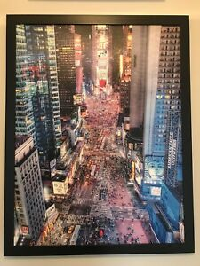 Toile/cadre/tableau ville New-York