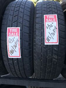 185/70R14 winter tires (2)