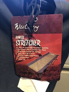 Brand New Single bed camp stretcher