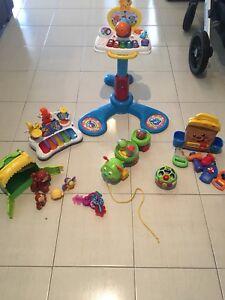 Fisher Price & Vtech Toys