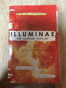 Illuminae book 1 by Amie Kaufman and Jay Kristoff
