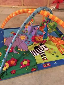 Gymini Super Deluxe Play Mat