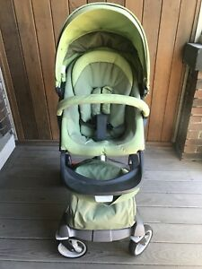 Stokke Xplory in Green (2012 - Good Condition)