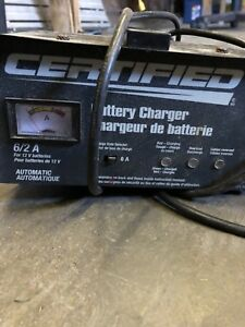 Certified battery charger 40$