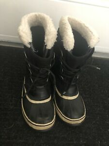 Sorel Black Women's Boots