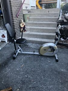 Free Spirit Recumbent Exercise Bike