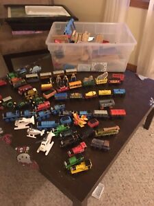 Used Thomas the Tank Engine Trains and Track