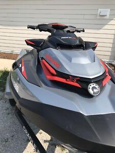 2018 SEADOO RXT X 300hp