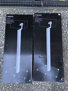 Speaker Stands - White - ideal for SONOS Bonogin Gold Coast South Preview