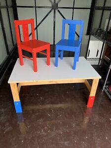 Ikea kids table / desk