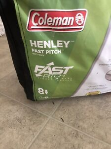Coleman Henley Fast Pitch 8 Person Tent