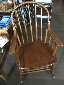 Selling a rocking chair