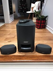 Bose CineMate Digital Home Theatre system