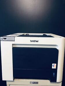 Brother color laser printer HL-4040cdn