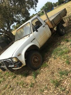 1980 toyota hilux 4x4 petrol and gas