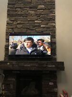TV wall mount Installations (Same day service Edmonton and Area)