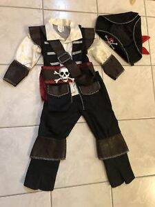 Pirate Costume + Free party supplies