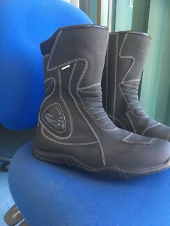Dri Rider motorcycle boots
