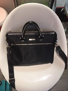 Authentic Burberry Briefcase Retails for 2k