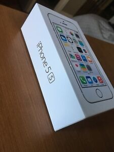 iPhone 5s 16 gb White & Gold / Telus Carrier
