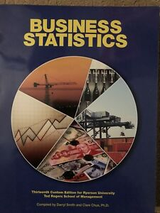 QMS102 Ryerson textbook