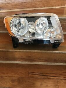 Jeep headlight