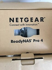 NETGEAR ReadyNAS Pro 4 Stirling Stirling Area Preview