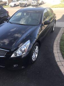 2011 Infiniti G37x **Luxury AWD  *57$/semaine