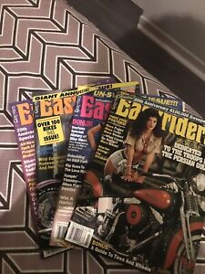 Easy rider magazine dates start 1986