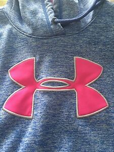 Ladies under armour medium hoodie