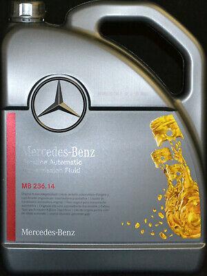 5 Liter ORIGINAL MERCEDES BENZ  Automatik Getriebeöl MB 236.14