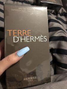 Hermès men's cologne