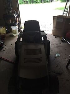 Lawn mower for trade