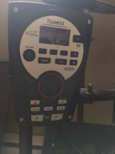 ROLAND DRUM SOUND MODULE TD-11