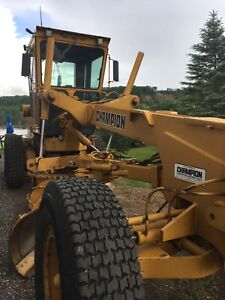 1989 740 champion grader and wing